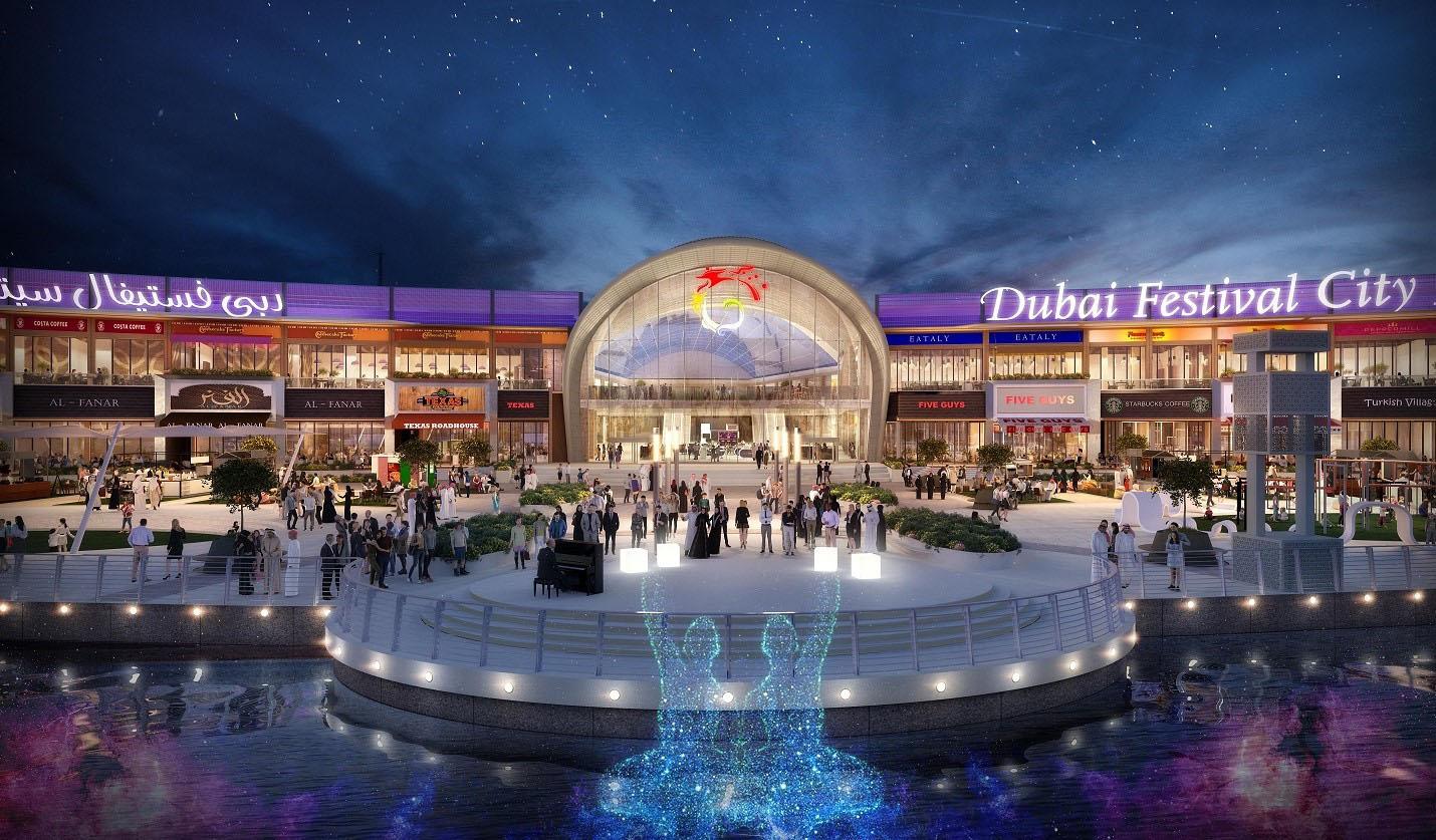 Dubai city mall