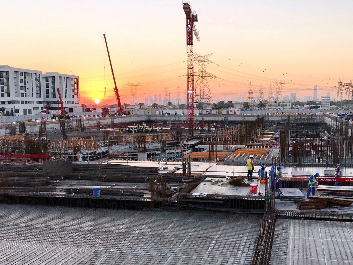 Khansaheb building world's largest sports mall in Dubai