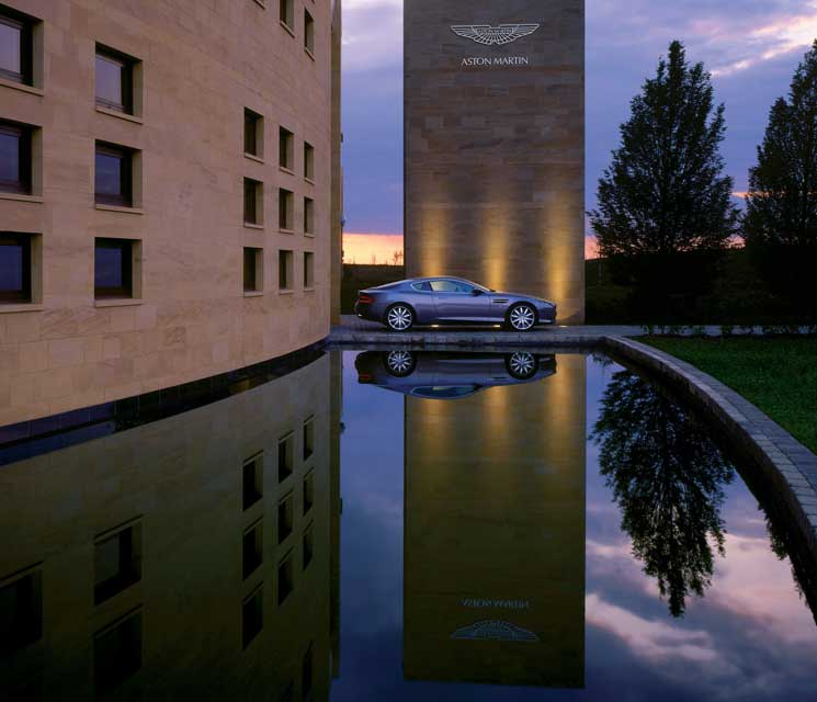 Aston Martin Invests 33 5mn In Factory Expansion Business Construction Week Online