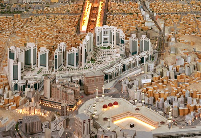 Jabal Omar Development In Makkah Construction Week Online