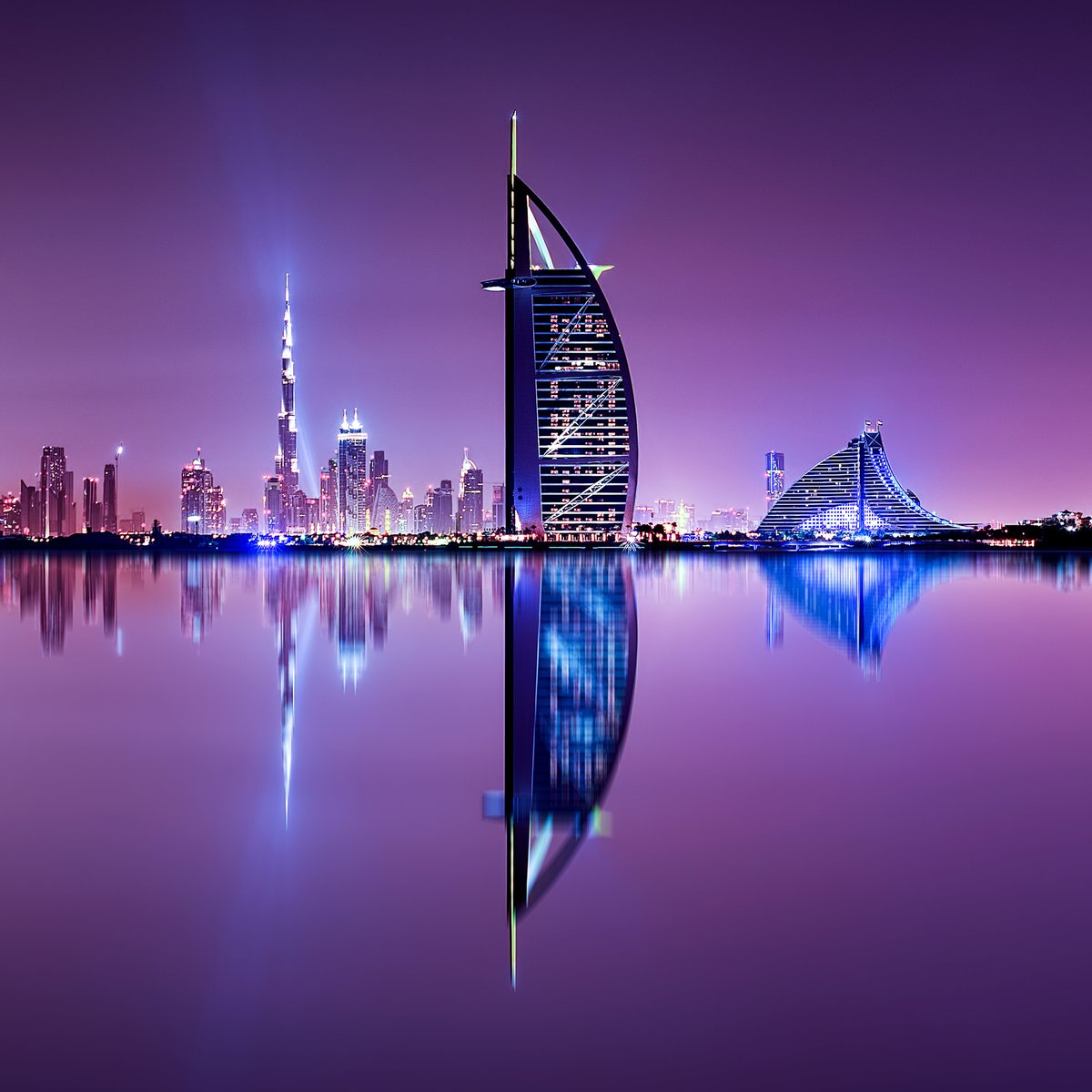 New video shows Dubai devoid of life - Esquire Middle East