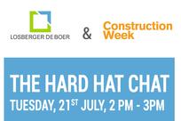 CW & Losberger De Boer team up for 'The Hard Hat Chat' webinar
