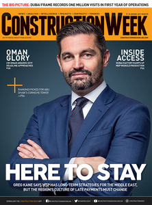 Construction Week - Issue 725