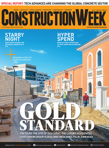 Construction Week - Issue 726