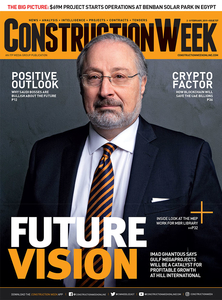 Construction Week - Issue 727