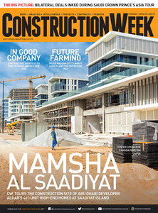 Construction Week - Issue 730