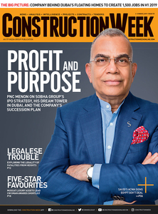 Construction Week - Issue 731