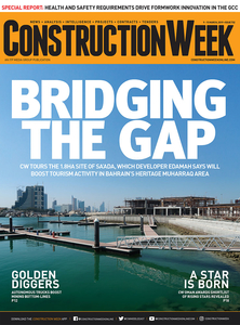 Construction Week - Issue 732