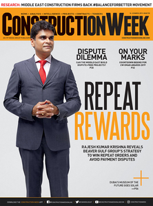 Construction Week - Issue 733