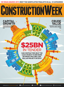 Construction Week - Issue 734