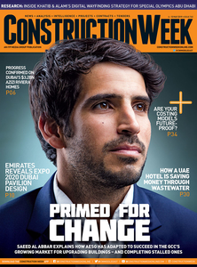 Construction Week - Issue 740