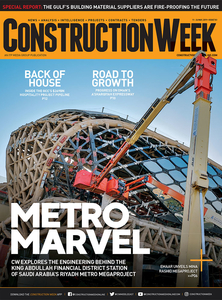 Construction Week - Issue 741