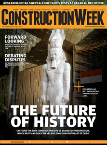 Construction Week - Issue 747