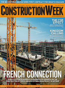 Construction Week - Issue 748