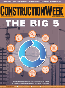 Construction Week Middle East 23rd Nov 2019