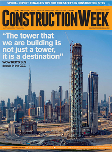 Construction Week - Issue 757