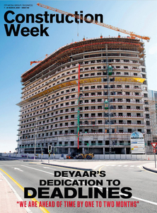 Construction Week - Issue 760