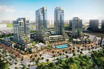 Deira Islands Boulevard Towers