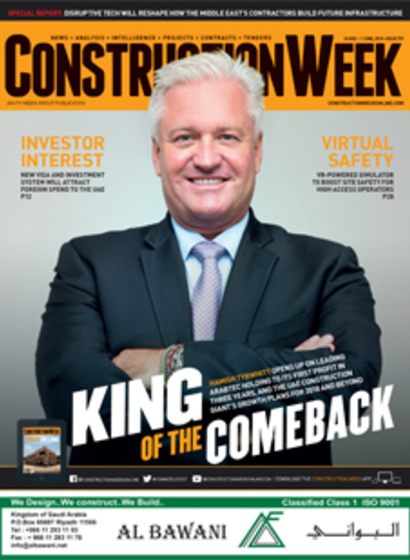 Construction Week - Issue 701