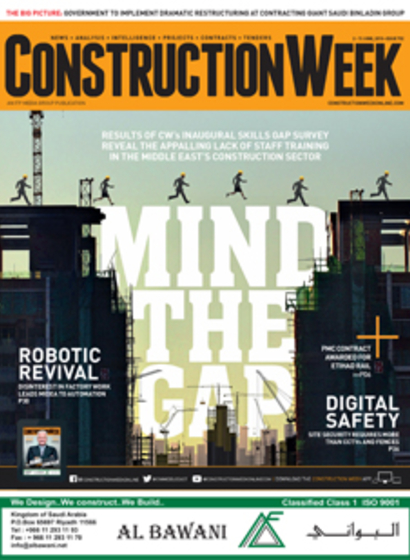 Construction Week - Issue 702