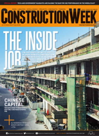 Construction Week - Issue 707