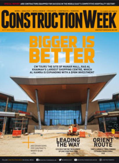 Construction Week - Issue 709