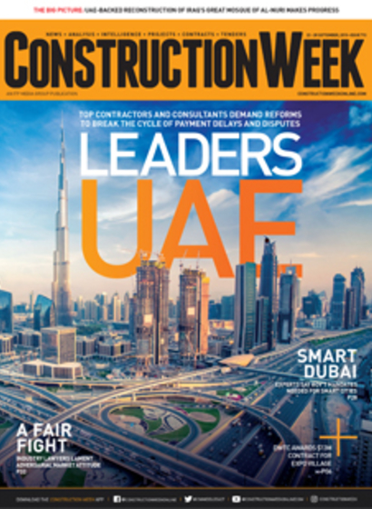 Construction Week - Issue 713