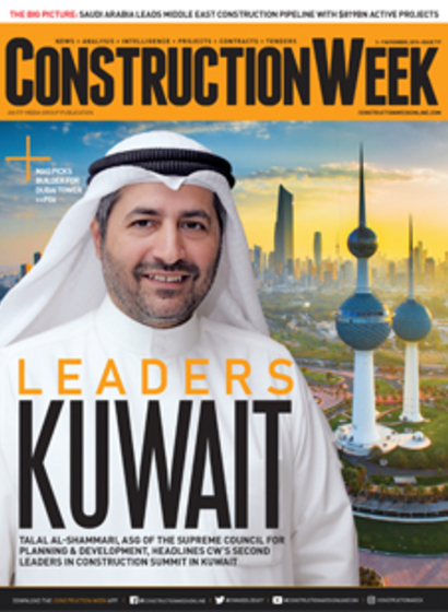 Construction Week - Issue 717