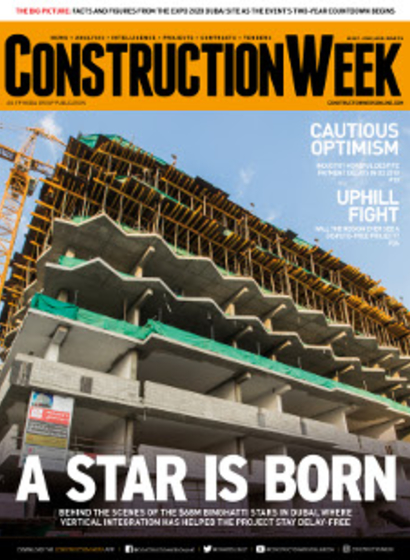 Construction Week - Issue 716
