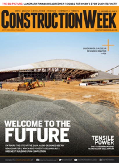Construction Week - Issue 718