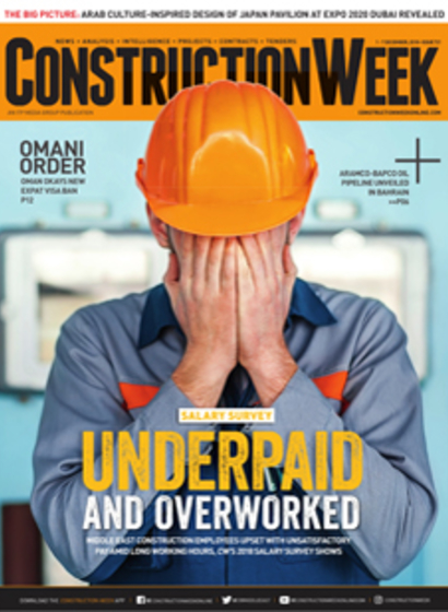 Construction Week - Issue 721