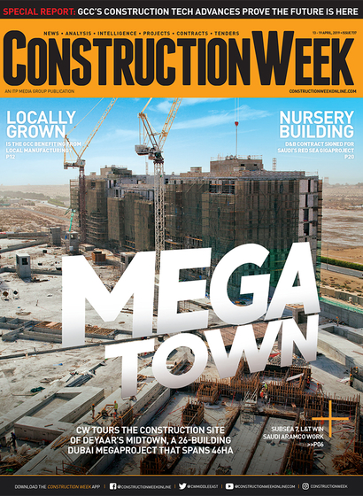 Construction Week - Issue 737