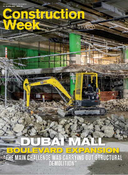 Construction Week - Issue 762