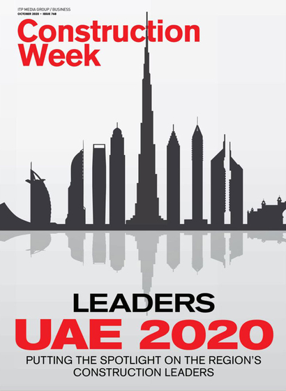 Construction Week - Issue 768