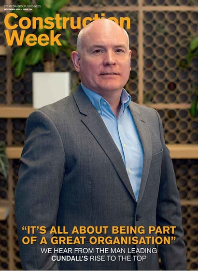 Construction Week - Issue 769