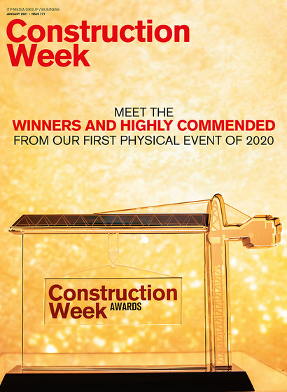 Construction Week - Issue 771