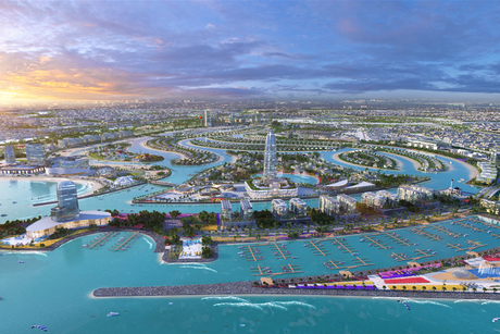 In Pictures: Phase 1 of Sharjah Waterfront City, Sharjah