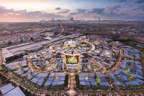 From the archives: Expo 2020 Dubai development progress