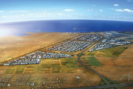 Dahra's $38m rice factory opens at UAE's KIZAD