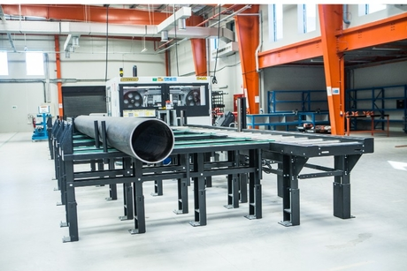 In Pictures: Smart MEP Solutions prefabrication facility