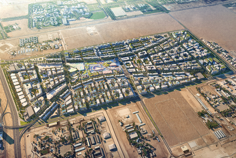 In pictures: What will the UAE's $6.5bn Aljada district look like?