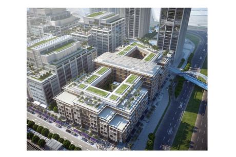 Dubai Ruler reviews $2.1bn '1 Central' masterplan