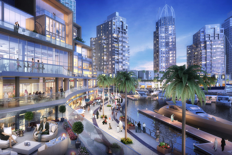 In pictures: What will Marina Gate look like?
