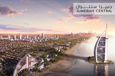 Further details revealed of $20bn Jumeirah Central