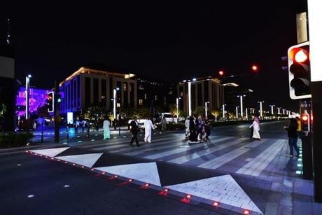 Dubai RTA expands smart pedestrian signals to 15 locations