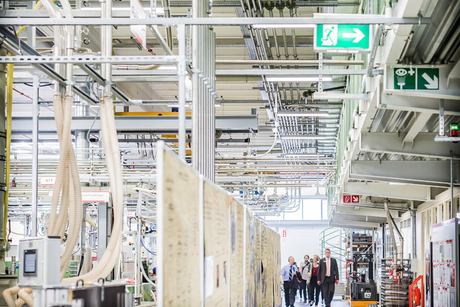Take a tour of Fischer's German production hub