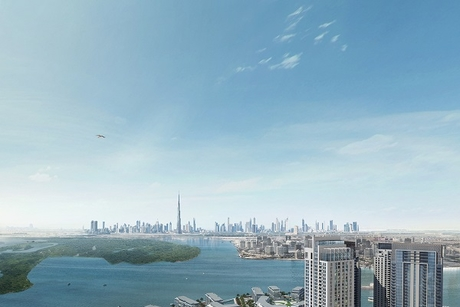 Emaar launches 17 Icon Bay tower in Dubai Creek Harbour
