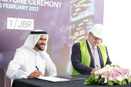 Dubai Properties awards main contractor for 1/JBR