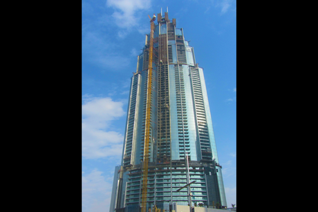 In Pictures: The Address Boulevard Dubai by Emaar
