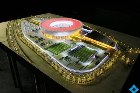 In Pictures: Mohammed bin Rashid football stadium